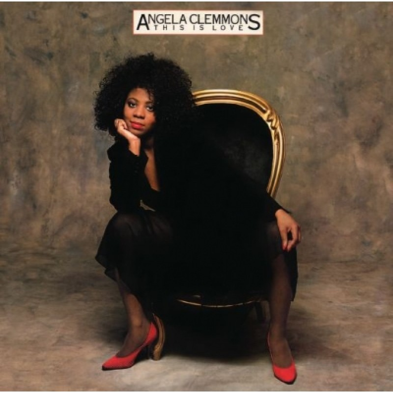 Angela Clemmons - This Is Love Expanded Edition (CD)