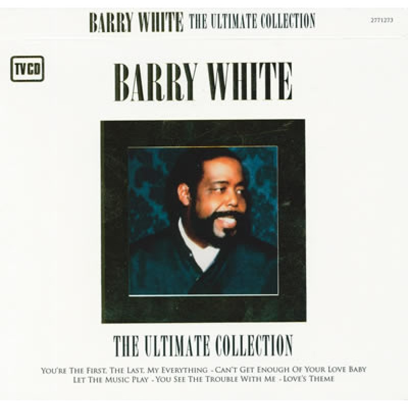 Barry White - The Ultimate Collection (CD)