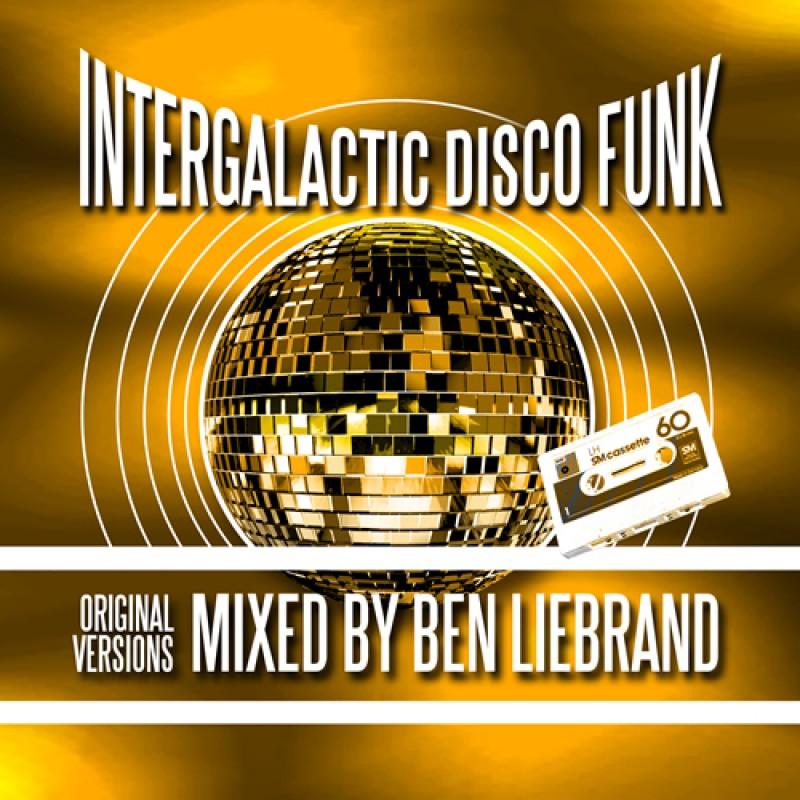 Ben Liebrand - Intergalactic Disco Funk vol. 1 (2CD)