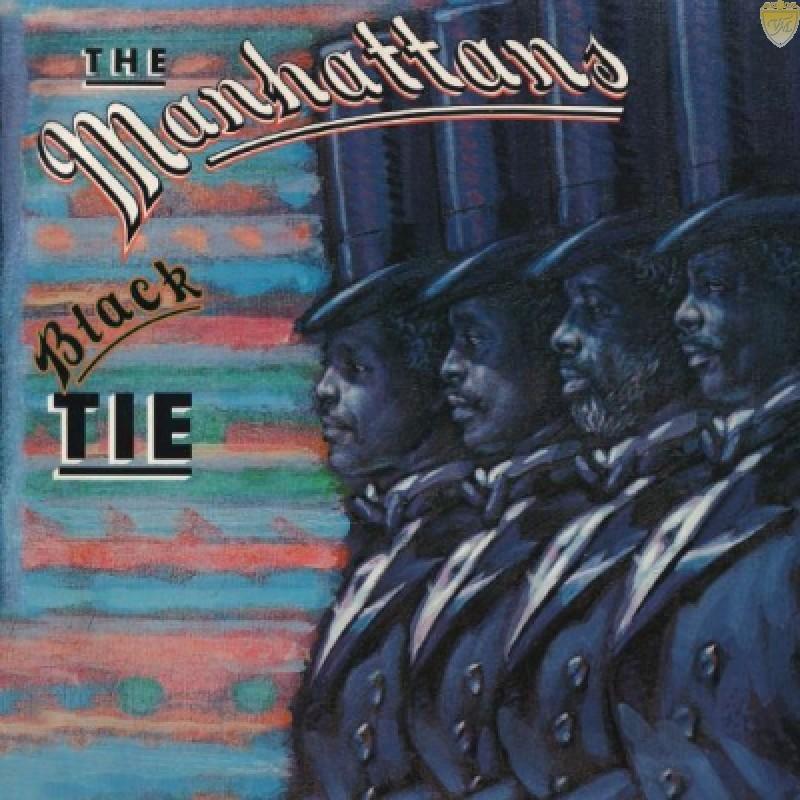 The Manhattans - Black Tie (REISSUE)