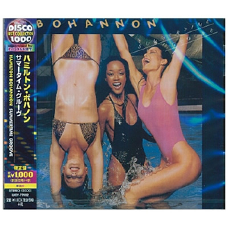 Bohannon Hamilton - Summertime Groove - Japan Imp. - Sealed*