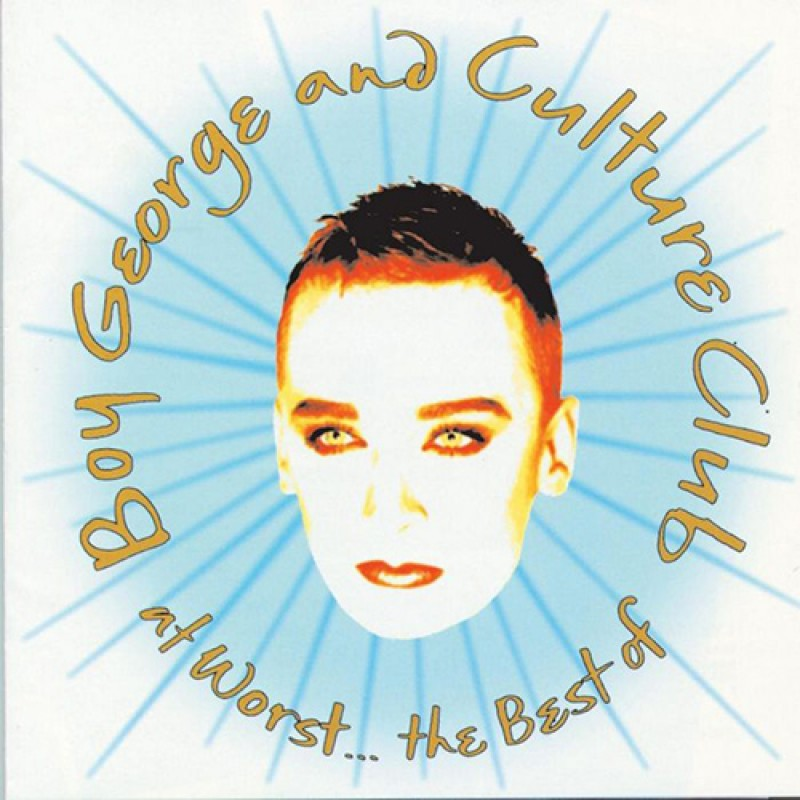 Boy George And Culture Club ‎– At Worst... The Best Of