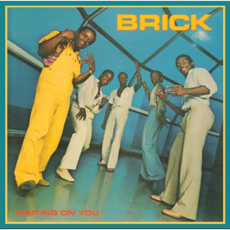 Brick - Waiting On You (CD)