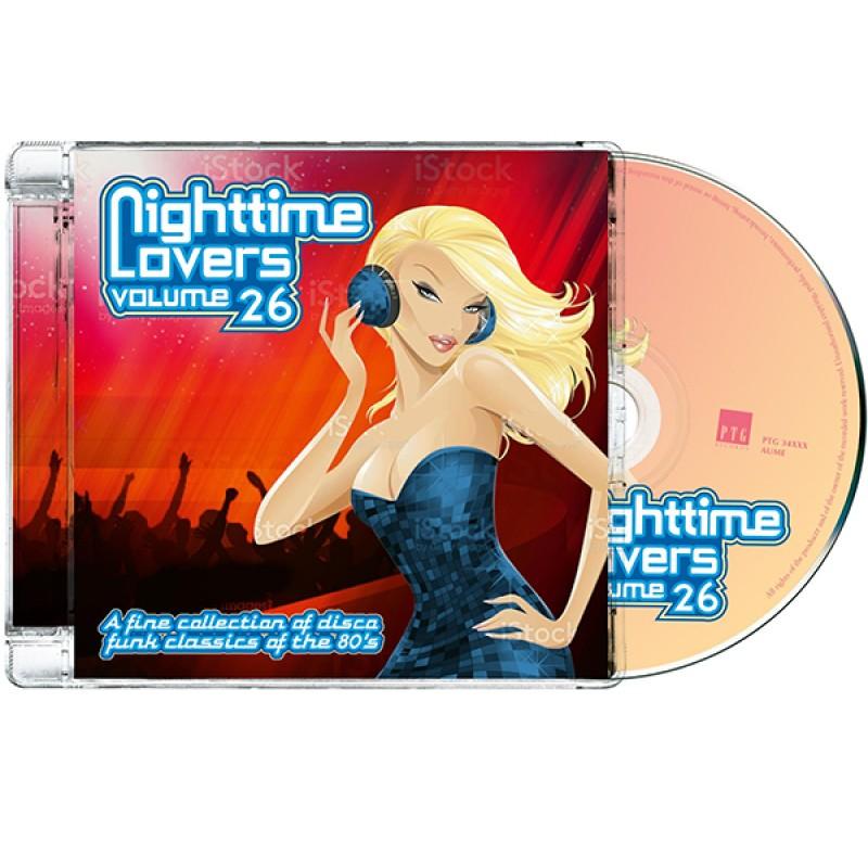 Nighttime Lovers Volume 26