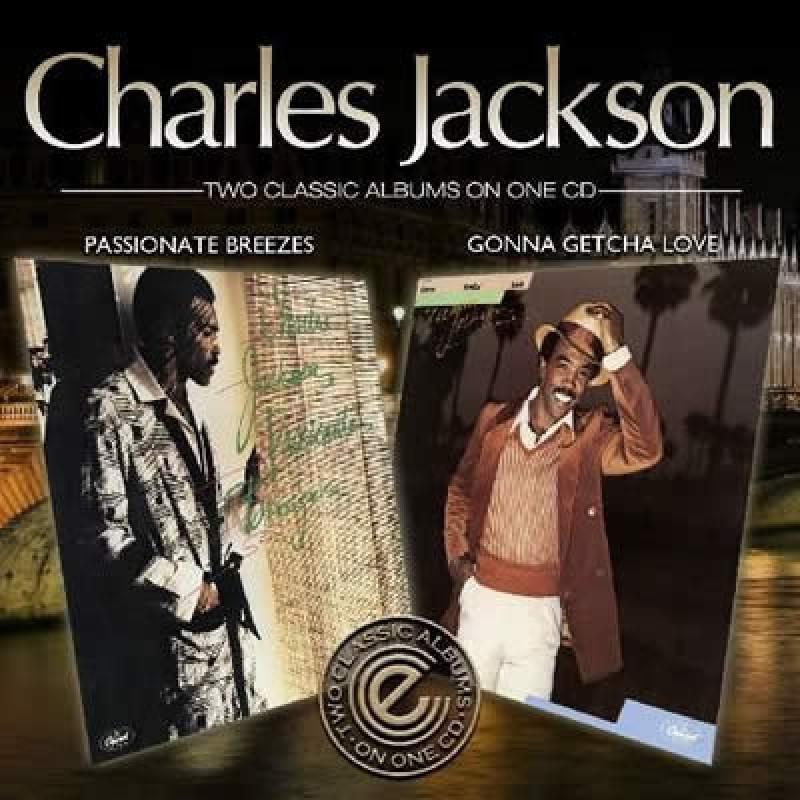 Charles Jackson - Passionate Breezes - Gonna Getcha Love