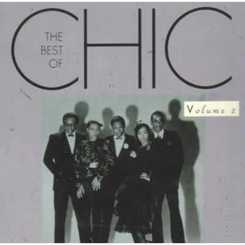 Chic - The best of Volume 2 (CD)