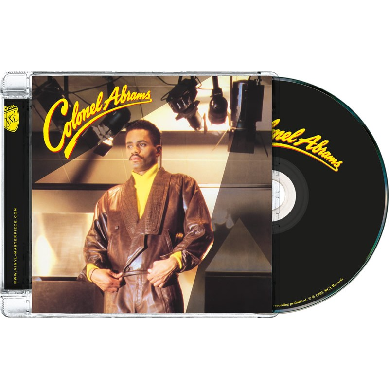 Colonel Abrams - Colonel Abrams (PTG CD)