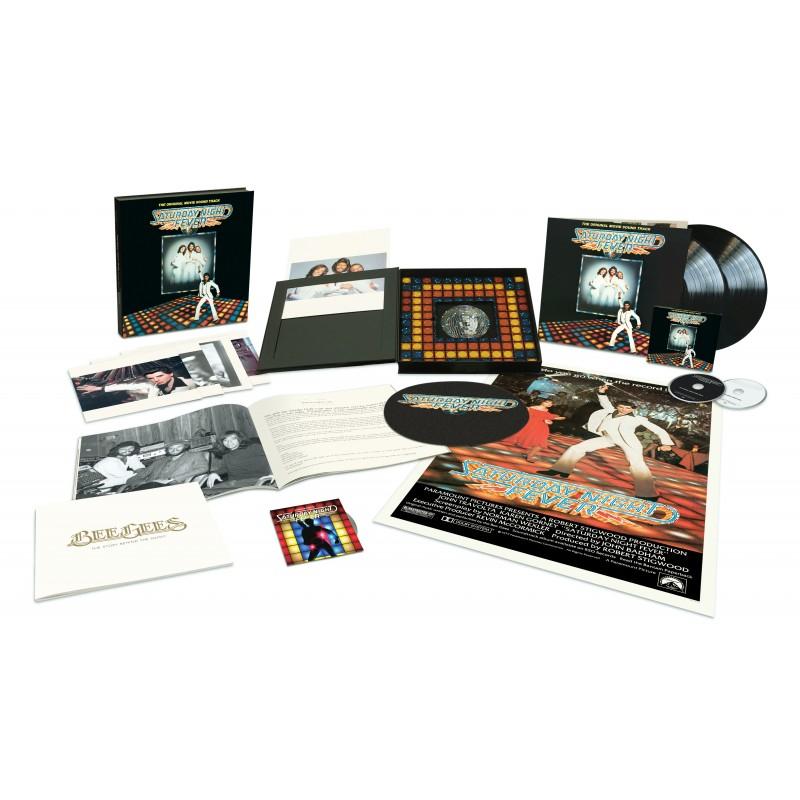 OST-Saturday Night Fever / 40th anniversary -Super Deluxe Edition box set-
