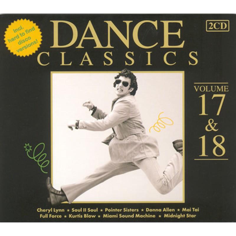Dance Classics vol. 17 & 18 (2CD)