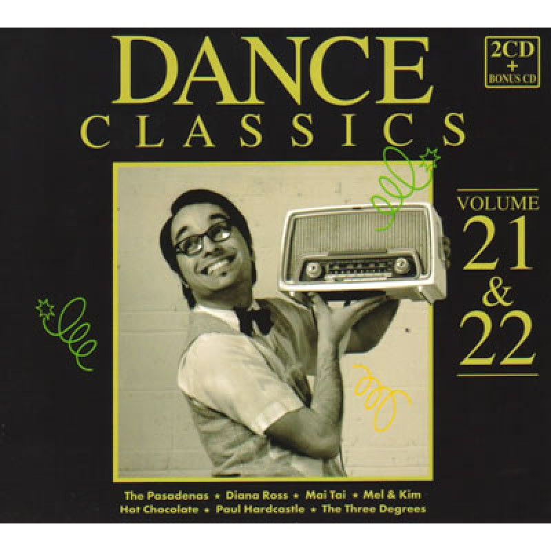 Dance Classics vol. 21 & 22 (3CD)