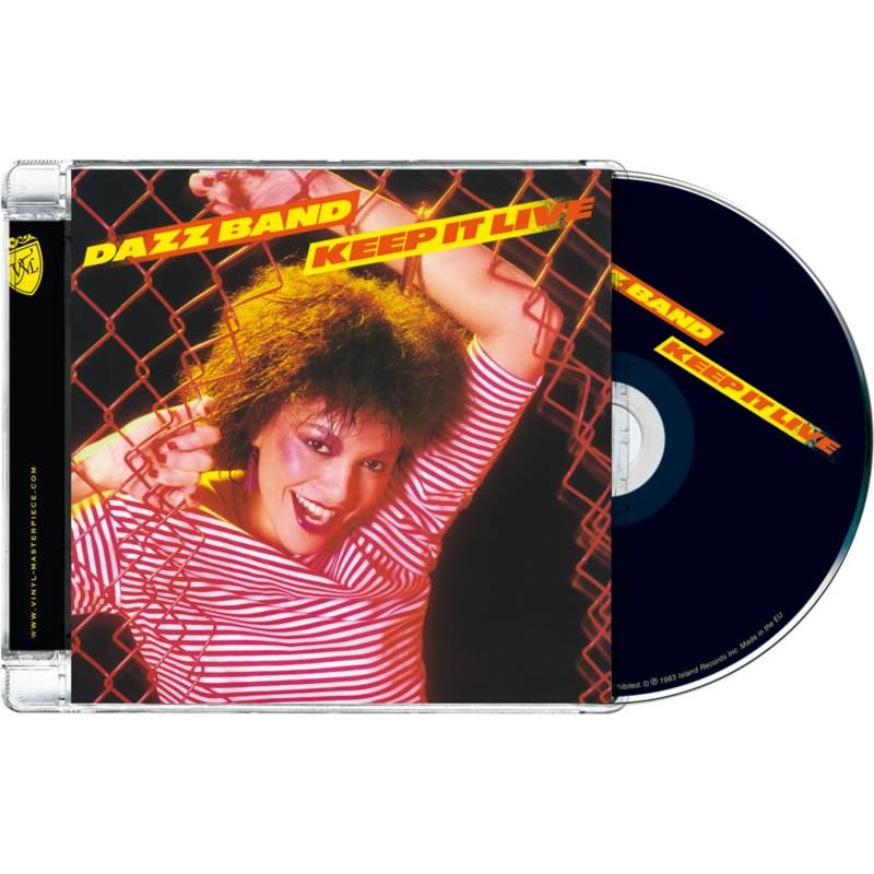 Dazz Band - Keep It Live (PTG CD)