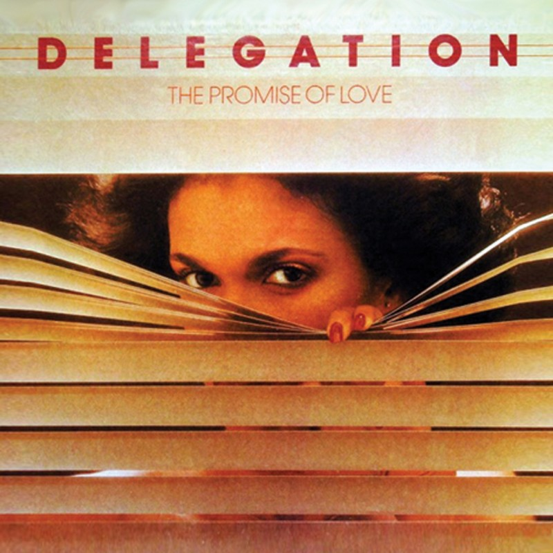 DELEGATION - THE PROMISE OF LOVE: 40TH ANNIVERSARY EDITION