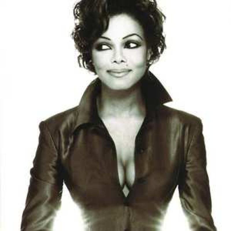 Janet Jackson - Design Of A Decade '86-'96