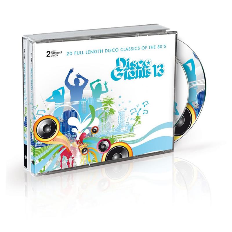 Disco Giants Volume 13 (PTG 2CD)