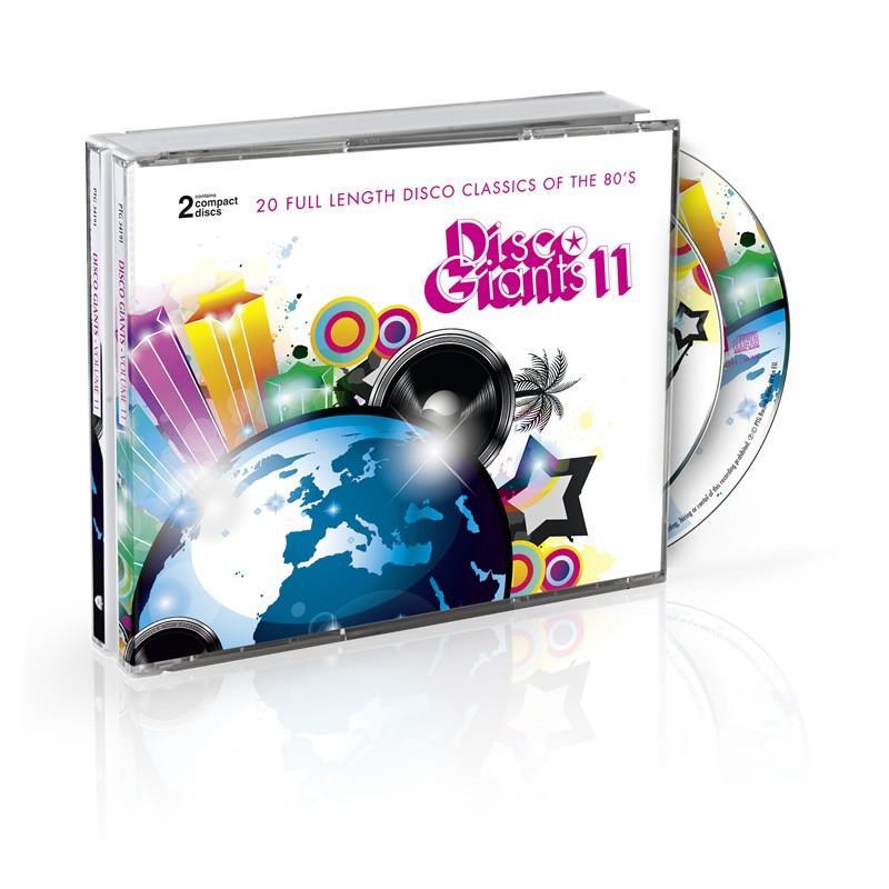 Disco Giants Volume 11