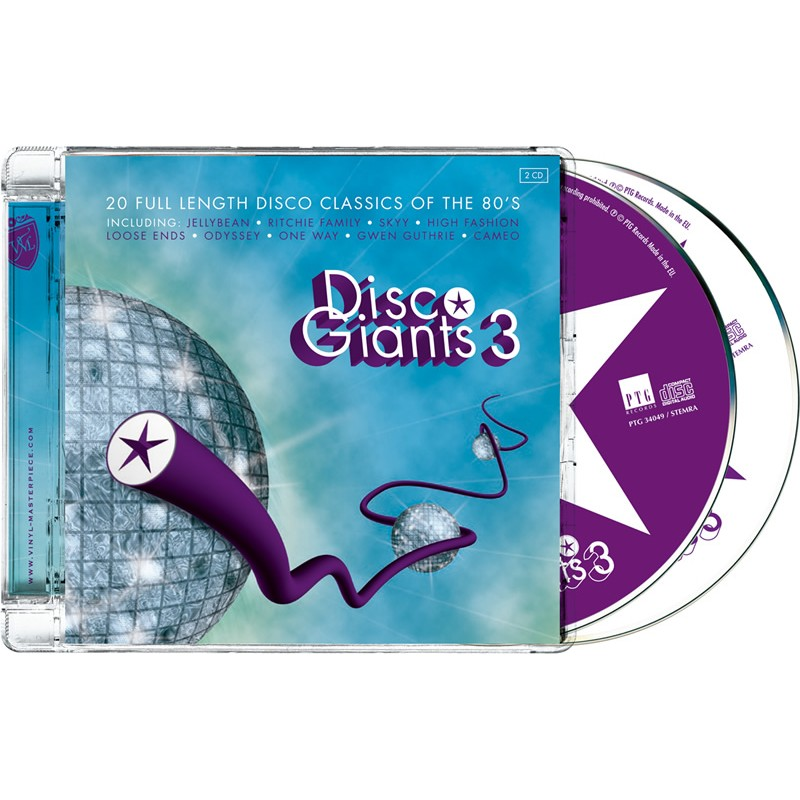 Disco Giants Volume 03 (PTG 2CD)