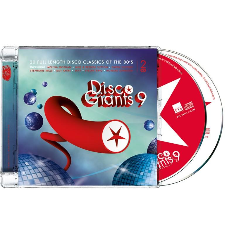 Disco Giants Volume 09 (PTG 2CD)