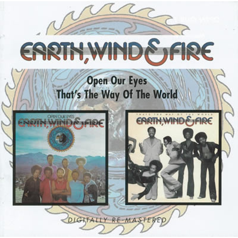 Earth Wind & Fire - Open Our Eyes - That's The Way Of The World