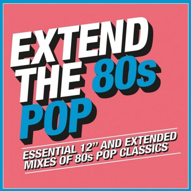 V/A - Extend The 80s - Pop