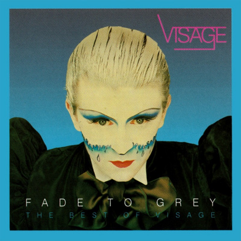 Visage ‎– Fade To Grey (The Best Of Visage)