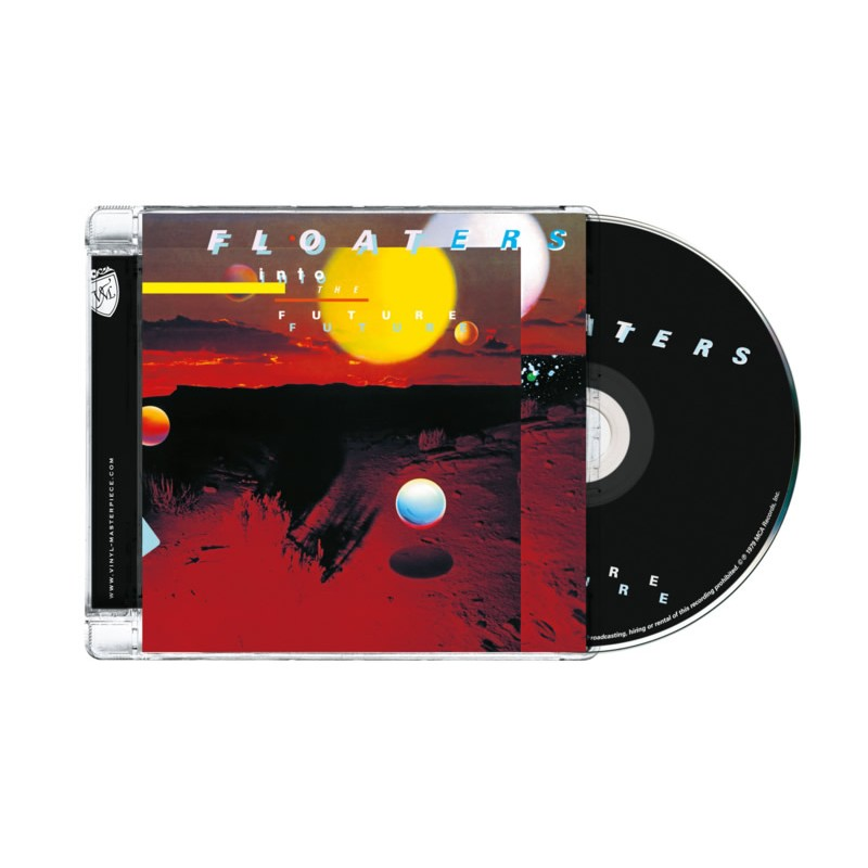 Floaters - Into The Future (PTG CD)