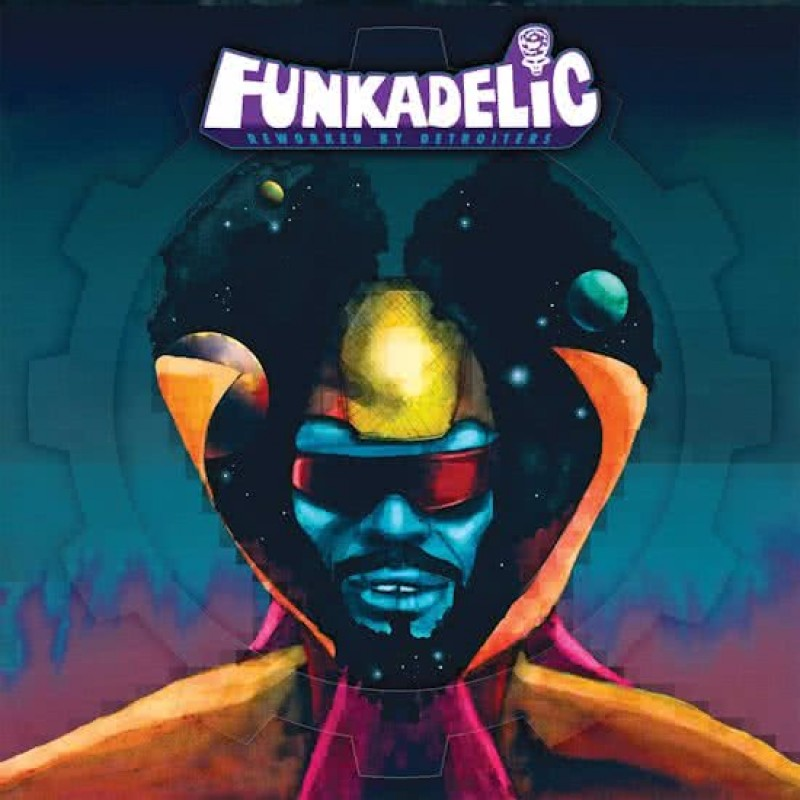 Funkadelic - Reworked by Detroiters (CD)