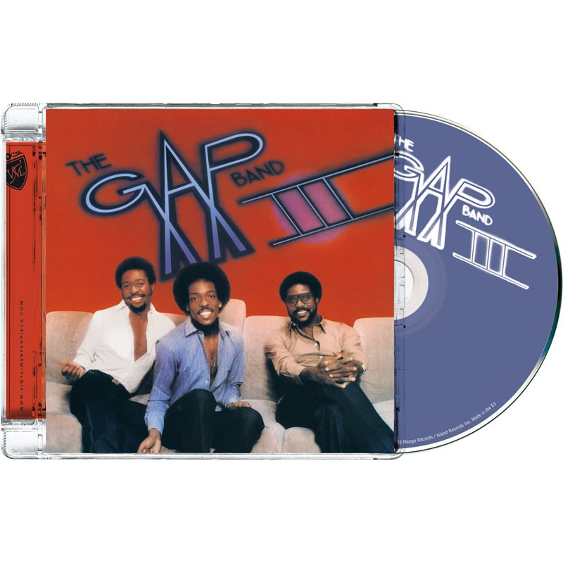 Gap Band - 3 (PTG CD)