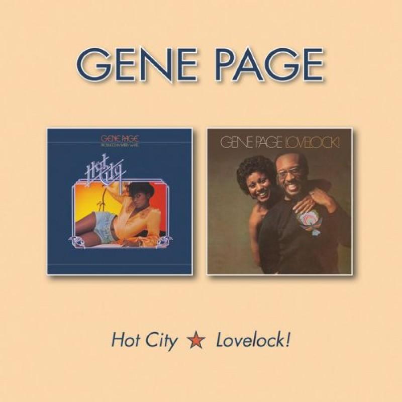 Gene Page - Hot City / Lovelock -Remastered-