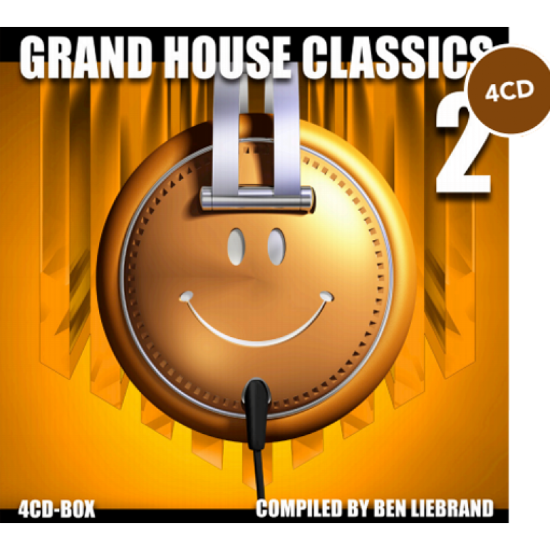 Ben Liebrand - Grand House Classics 2