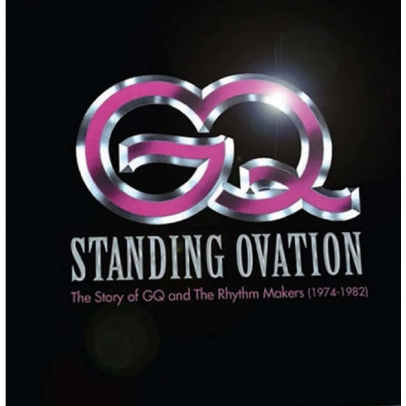 GQ - STANDING OVATION THE STORY OF GQ AND THE RHYTHM MAKERS 1974 1982