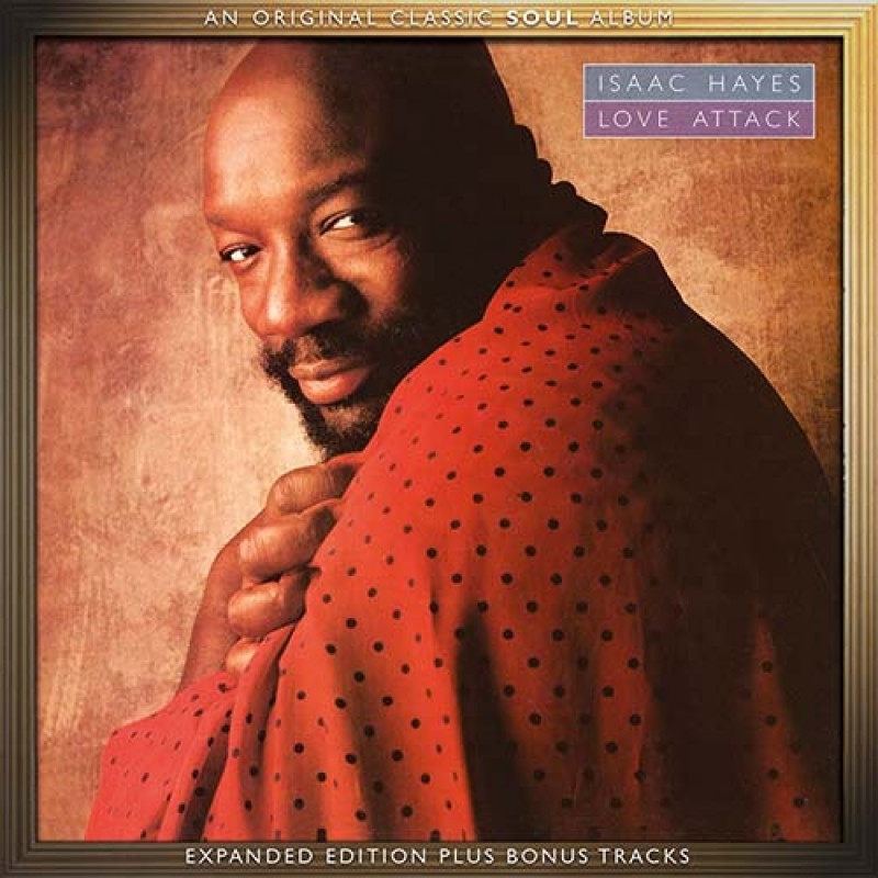 Isaac Hayes - Love Attack Expanded Edition