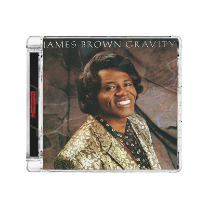 James Brown - Gravity **