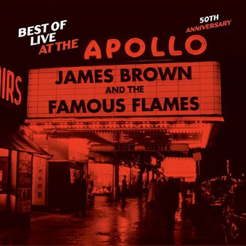 James Brown - Best Of Live At The Apollo: 50Th An.