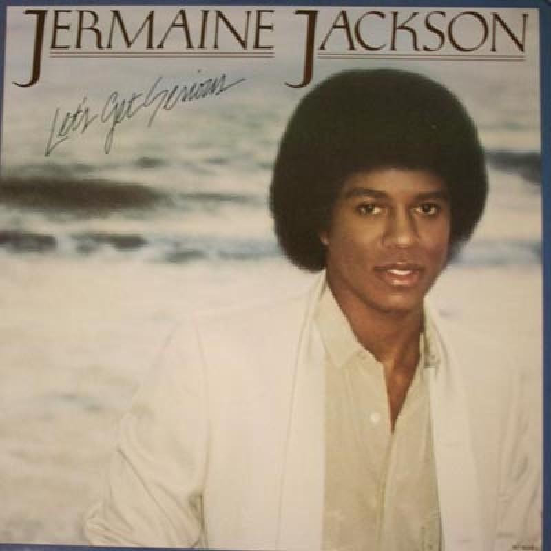 Jermaine Jackson - Let's Get Serious (Japan Imp)
