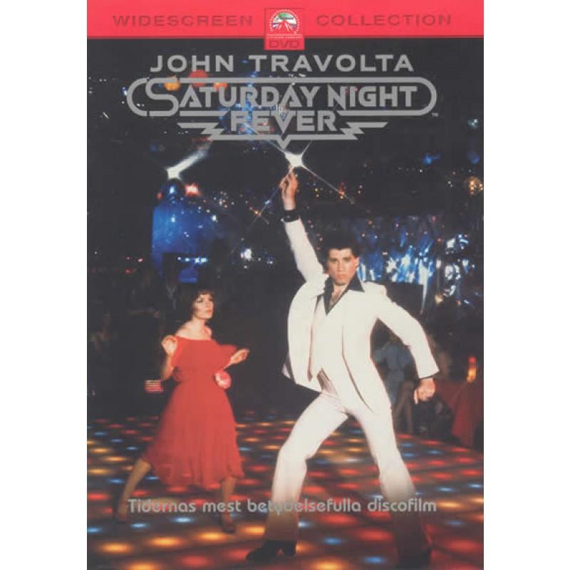 John Travolta - Saturday Night Fever (DVD)*
