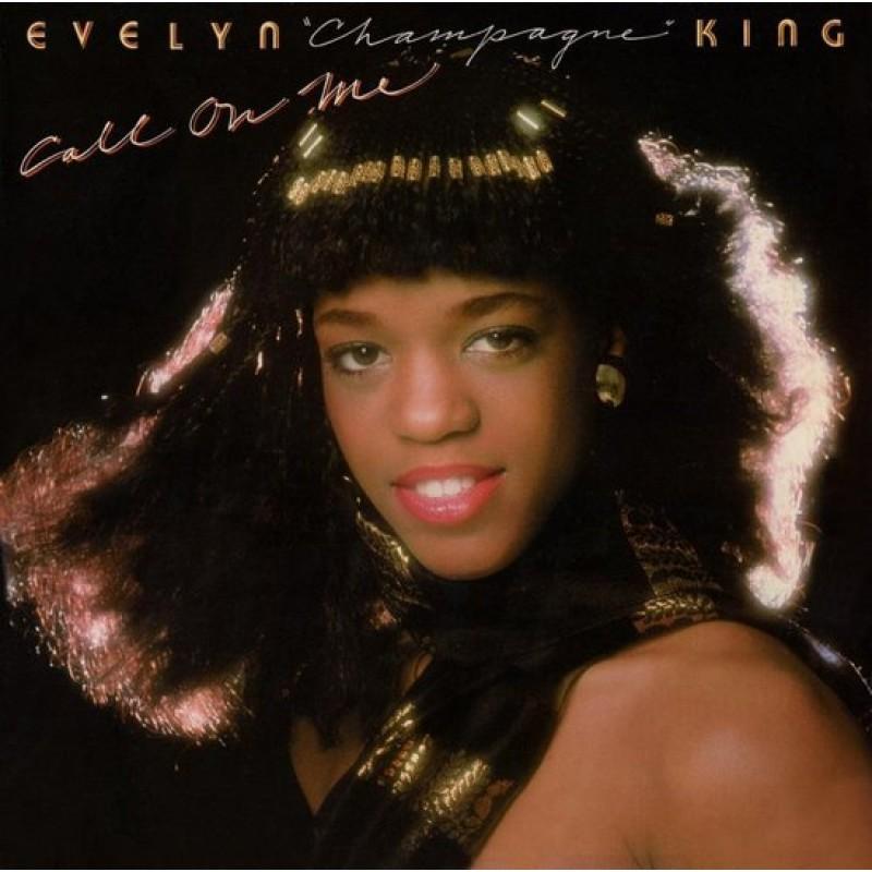 Evelyn King - Call On Me -Bonus Tr-