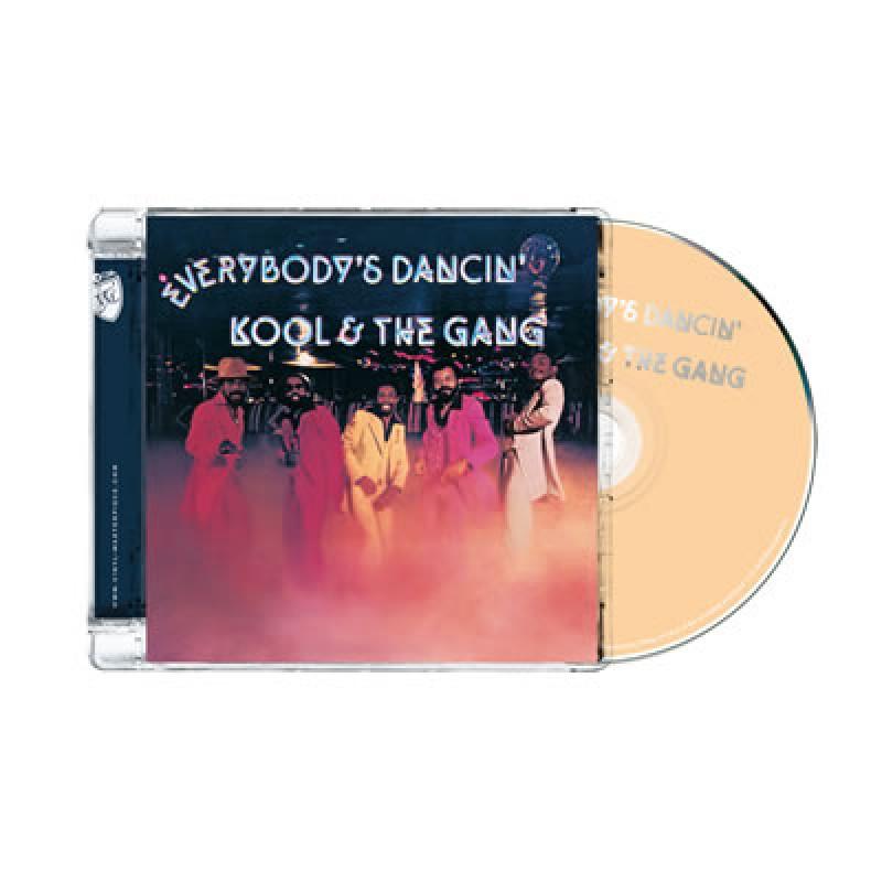 Kool & The Gang - Everybody's Dancin' (PTG CD)