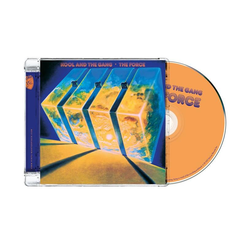 Kool & The Gang - The Force (PTG CD)