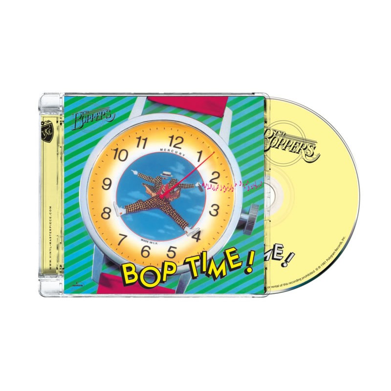 L.A. Boppers - Bop Time (PTG CD)