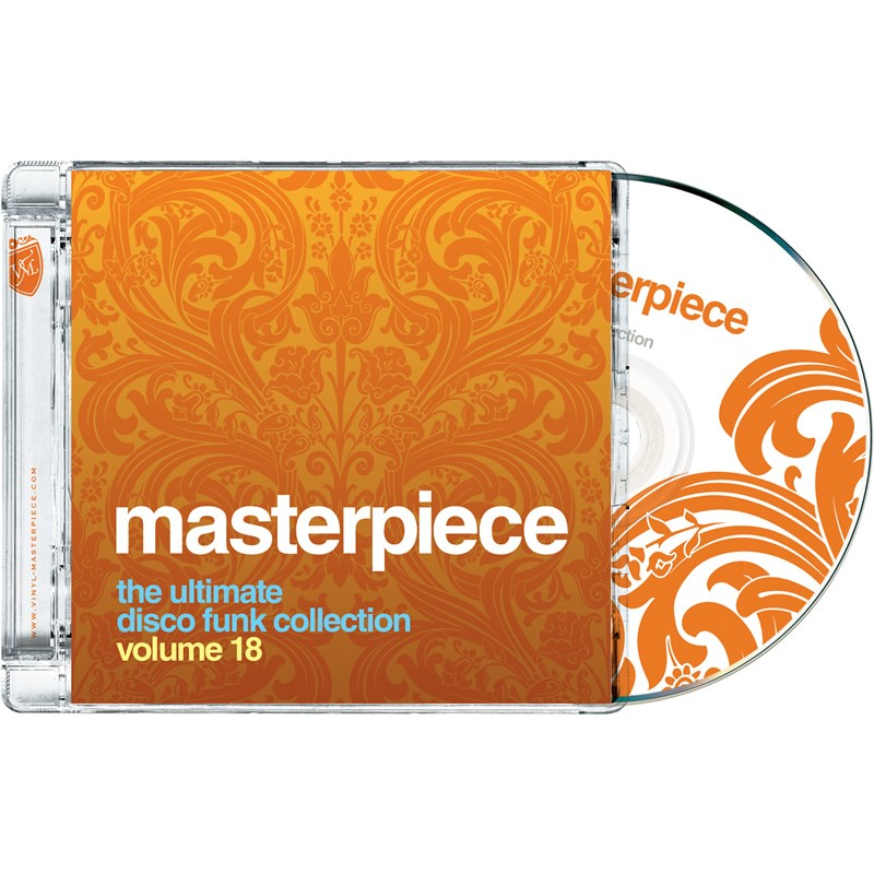 Masterpiece Vol. 18 - The ultimate disco funk collection
