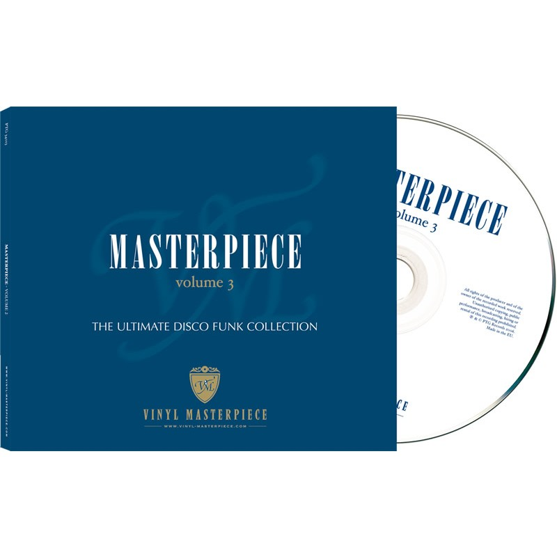 Masterpiece Vol. 03 - The ultimate disco funk collection