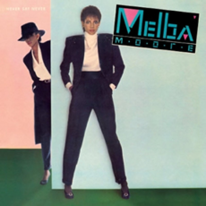Melba Moore - Never Say Never - Expanded (CD)