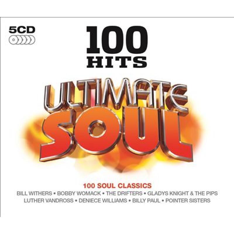 100 Hits: Ultimate Soul Box set