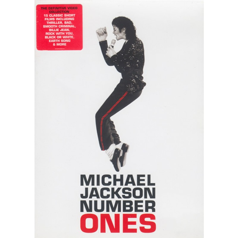 Michael Jackson - Number Ones (DVD)*