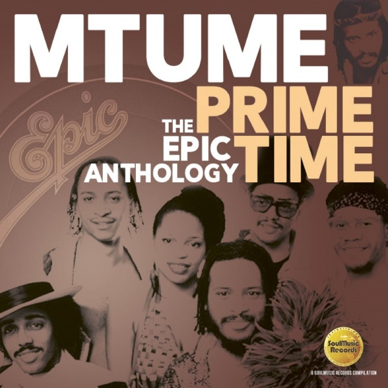 Mtume - Prime Time: The Epic Anthology