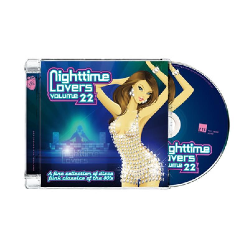 Nighttime Lovers Volume 22