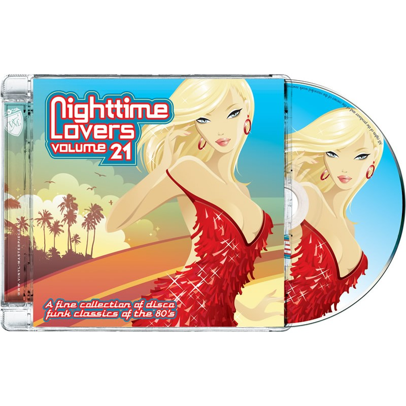 Nighttime Lovers Volume 21