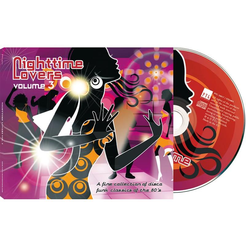 Nighttime Lovers Volume 03