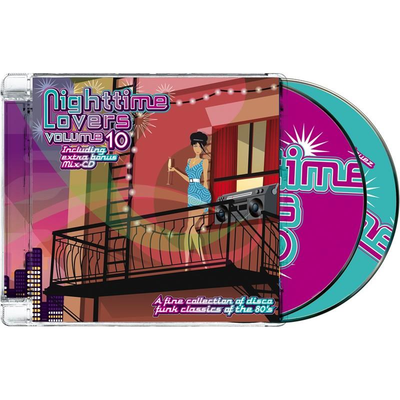 Nighttime Lovers Volume 10