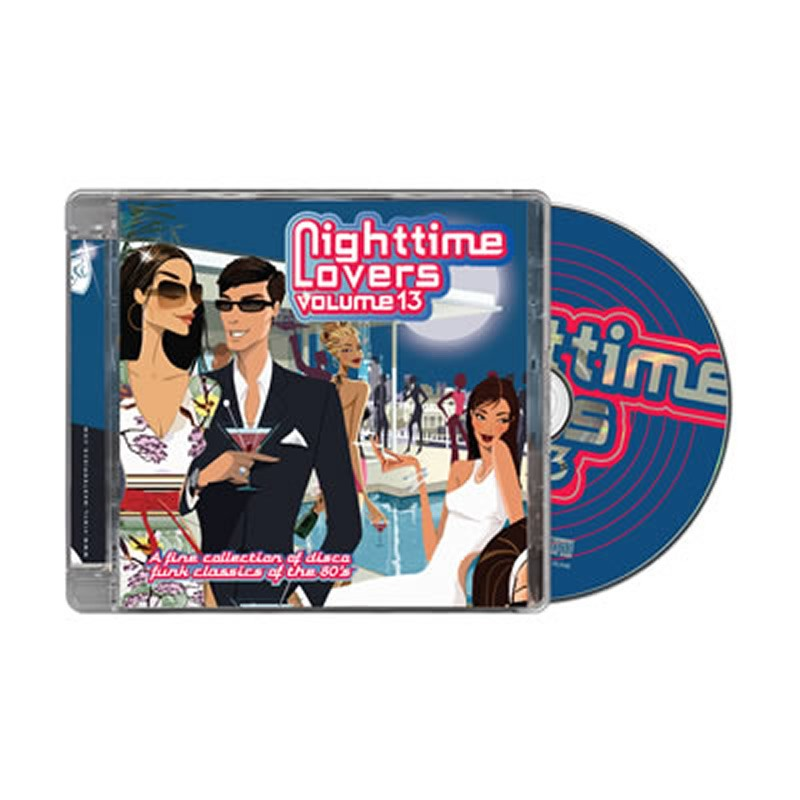 Nighttime Lovers Volume 13